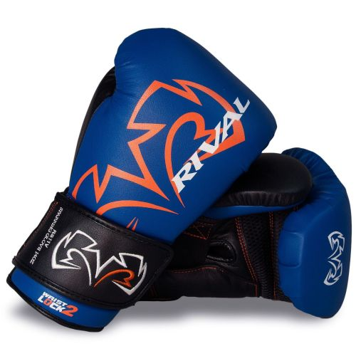 Rival RS11V Sparring Gloves - Blue